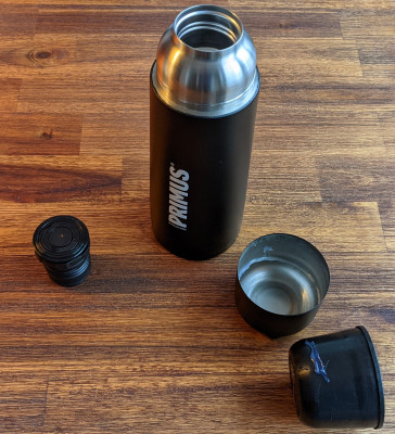Immagine 2 di Andreas su Primus - Vacuum Bottle - Bottiglia termica