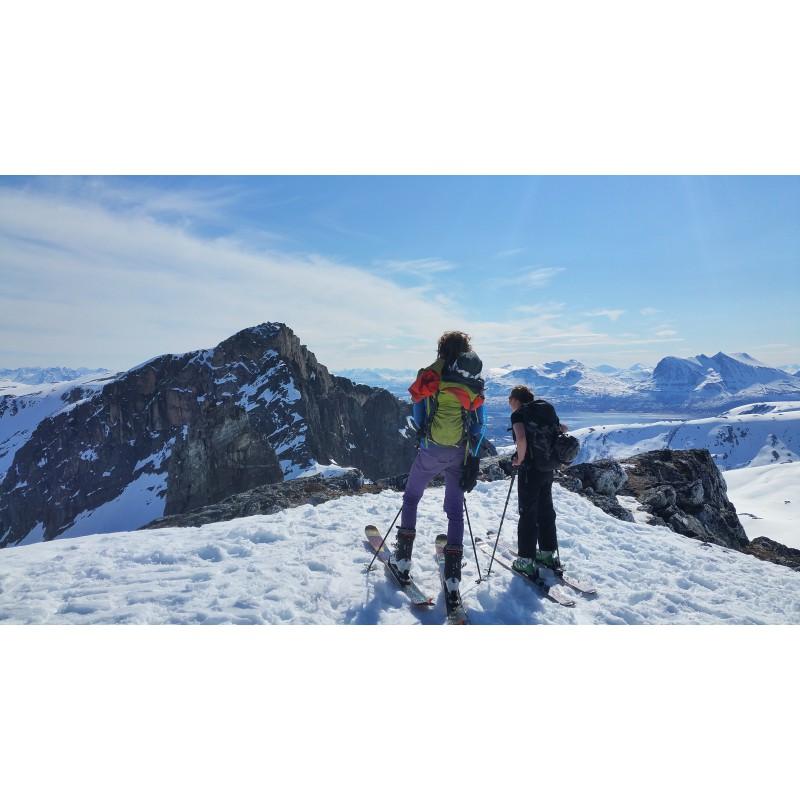 Immagine 1 di Steven su Osprey - Mutant 38 - Zaino da arrampicata
