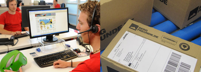 Siamo a tua disposizione! La nostra assistenza clienti offre consulenza e la logistica si occupa di effettuare spedizioni in tempi rapidissimi